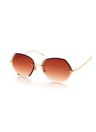 Rain Walker Gözlük Altın